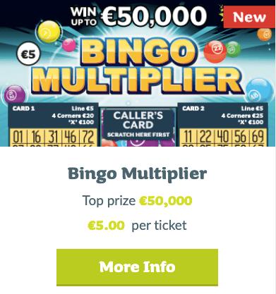 bingo multiplier scratchcard game more info screenshot