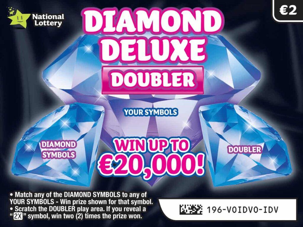 diamond doubler deluxe scratchcard