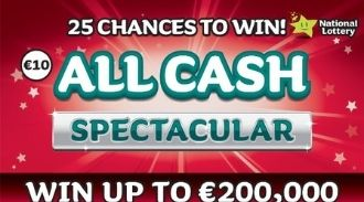 All Cash Spectacular Red Scratchcard Thumbnail